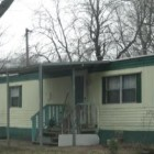 Residents of mobile homes, like this one at Shadow Wood Mobile Home Park in Champaign, account for 43 percent of tornado-related deaths, according to the National Weather Service. The nearest public building that can provide shelter for Shadow Wood residents during a tornado 24 hours a day is Carle Foundation Hospital, located 2 miles away.