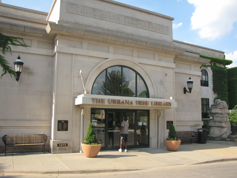 The Urbana Free Library - Urbana, Illinois