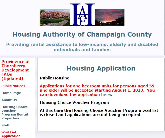 Two Housing Lists Open Most Remain Closed Cu Citizenaccess Org