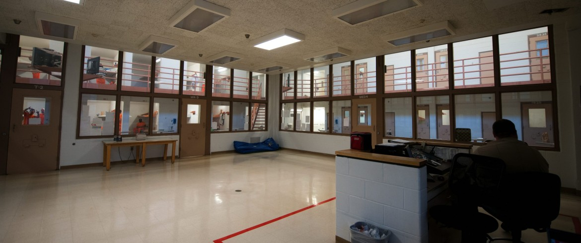 gov t watch despite studies and proposals county jails see little