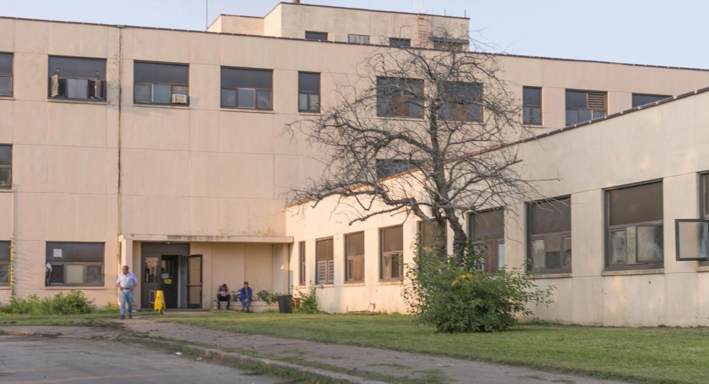 Chanute Air Force Base Hospital